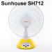 Quạt tích điện Sunhouse SH712
