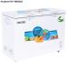 Tủ đông Hòa Phát HCF-506S2D2 (Gas, dàn đồng, 2 chế độ đông/mát)